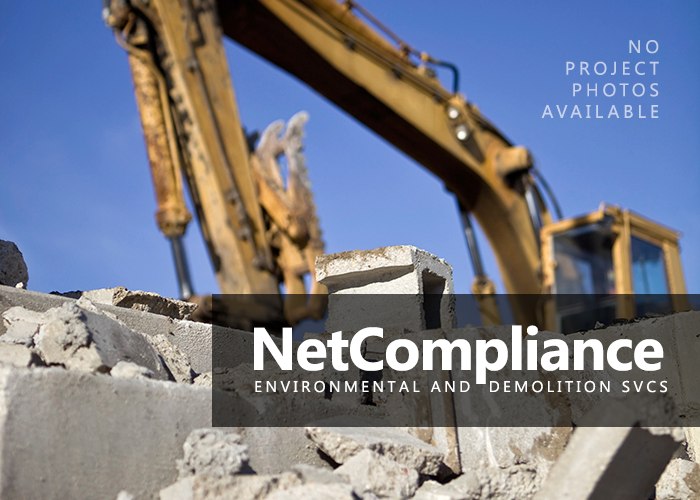 NetCompliance NCES Demolition And Remediation HUBZone Certified Small Business