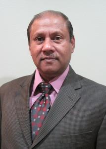 Naresh Singh, CQA, IH President